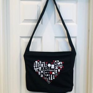 🌺Sephora Beauty Insider Canvas Shopping Tote NEW